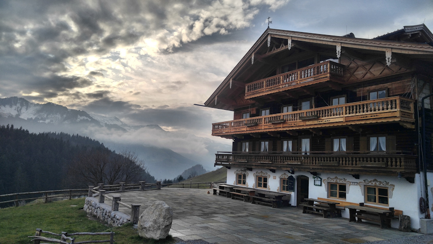 Berggasthof Bichlersee