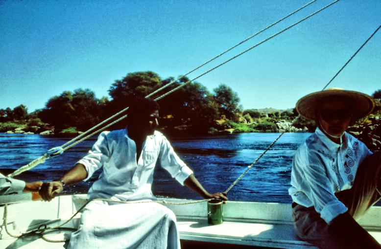 Abenteuer Ägypten: Felukka Fahrt auf dem Nil