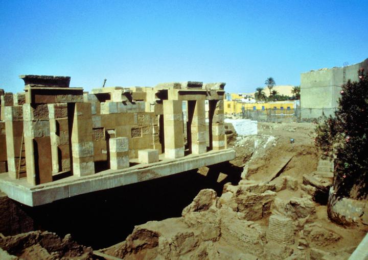 Abenteuer Ägypten: Bestandsaufnahme unseres Areals