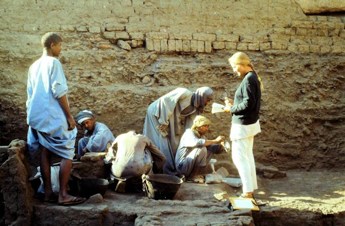 Mein Abenteuer auf einer Archäologischen Grabung in Ägypten