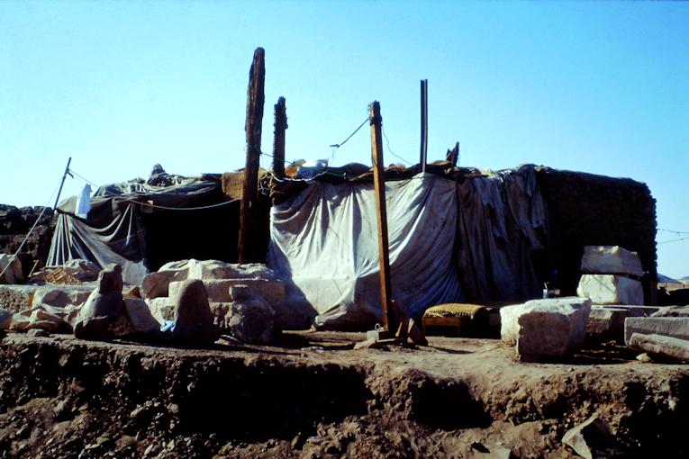 Zelte der Khuftis