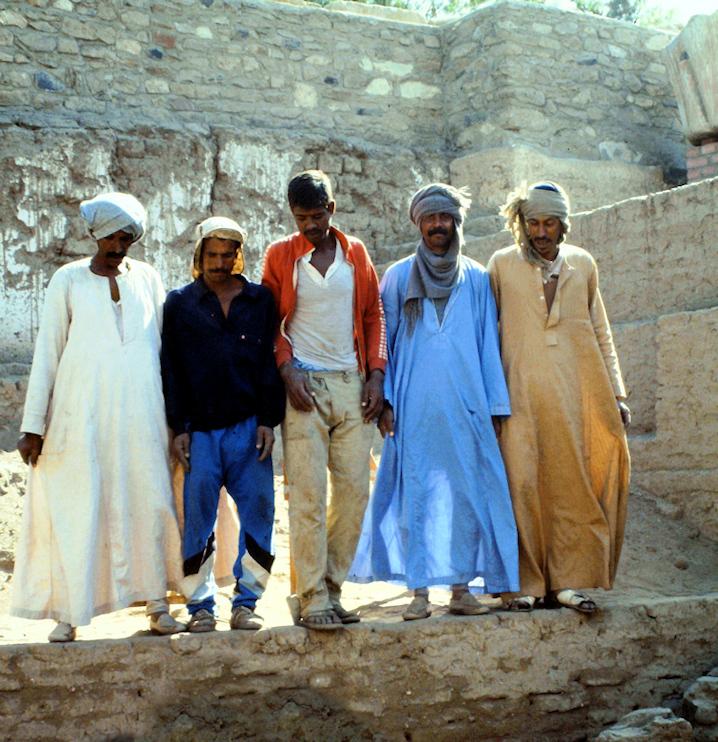 Abenteuer Ägypten: die Arbeiter aus Khuft