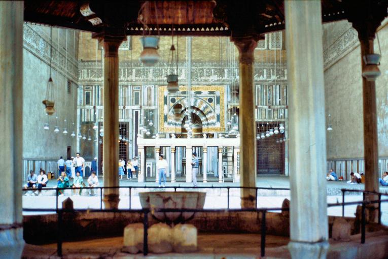 Sultan-Hasan-Moschee Kairo