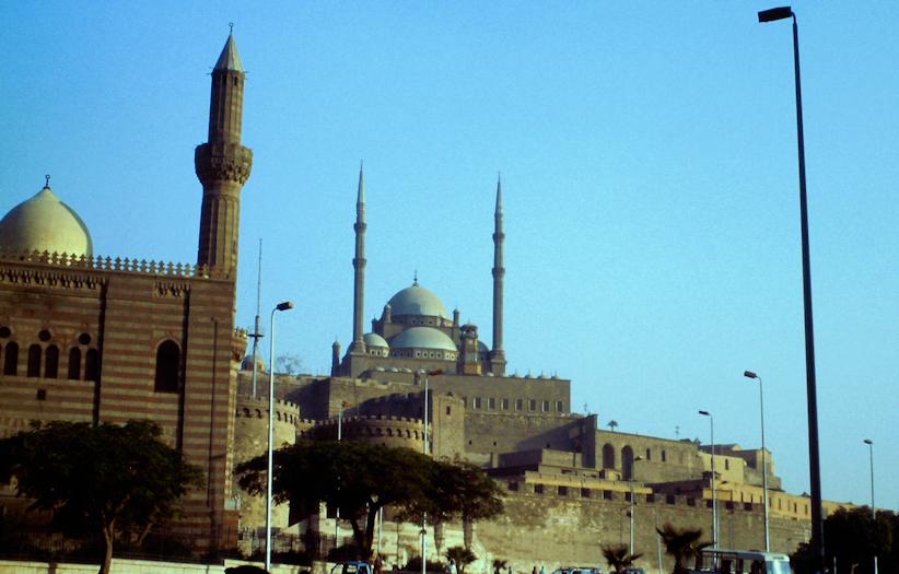 Zitadelle von Saladin in Kairo