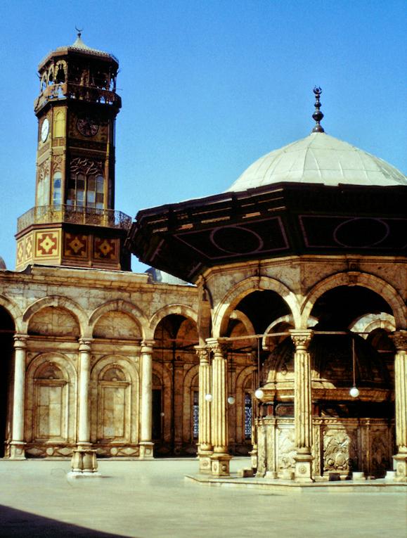 Muhammad-Ali-Moschee Kairo