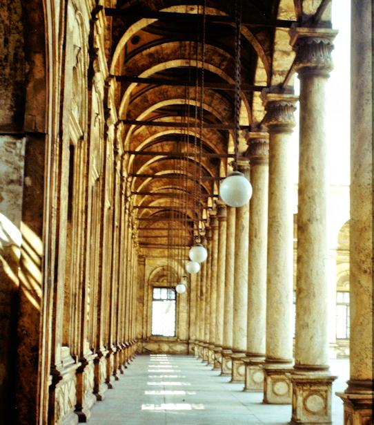 Die Muhammad-Ali-Moschee in der Zitadelle