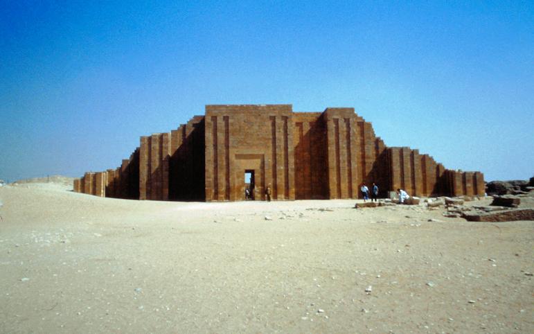 Abenteuer Ägypten: Grabanlagen in Memphis und Sakkara