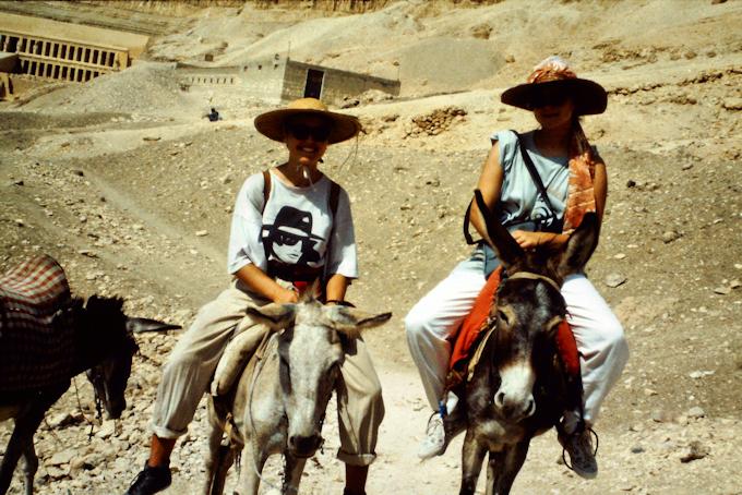 Abenteuer Ägypten: Auf Eseln durch Theben und ins Tal der Königinnen