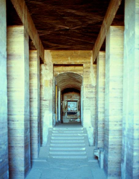 Tempel von Deir El Medina in Theben