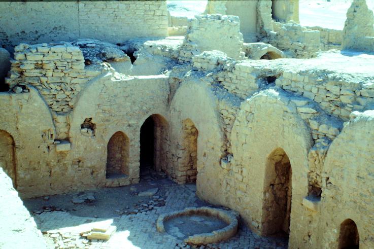 Das koptische Simeonskloster