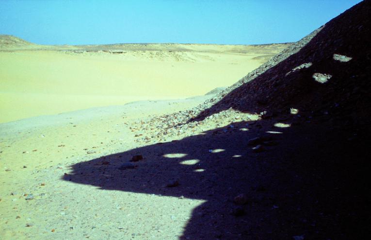 Das Kloster in der Wüste