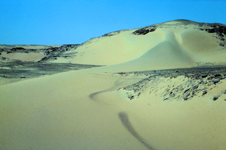 Lybische Wüste