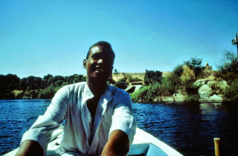 Bootfahrt auf dem Nil