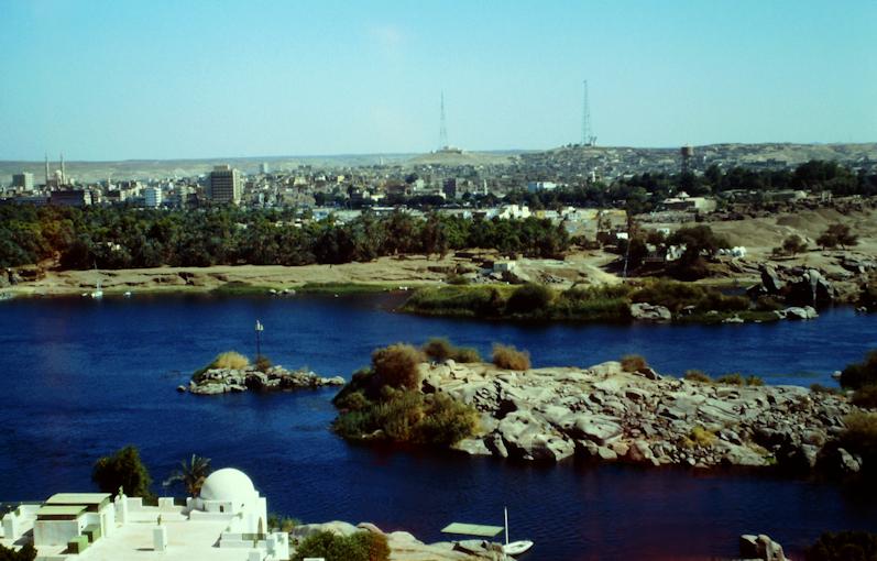 Abenteuer Ägypten: unser Grabungsareal