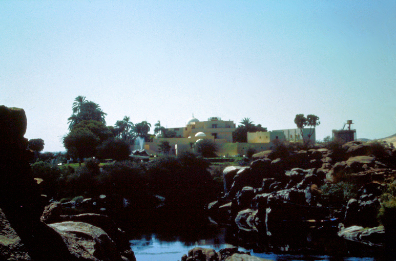 Abenteuer Ägypten: Ruhetag im Club Med