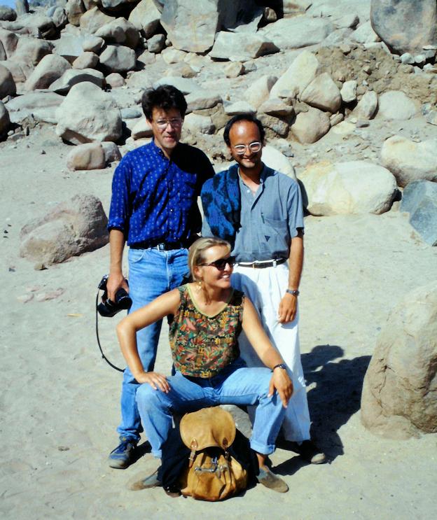 Besuch der Insel Sehel
