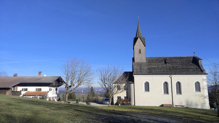 Wallfahrtskirche Schwarzlack