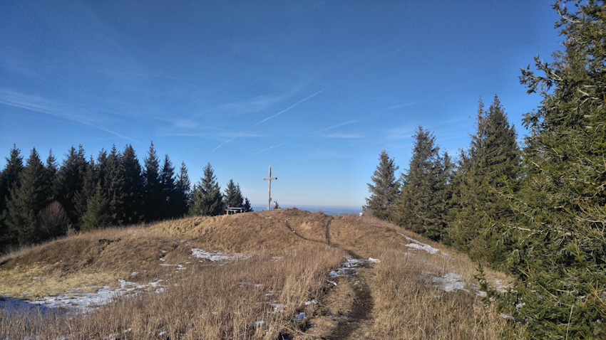 Gipfelwiese am Sulzberg