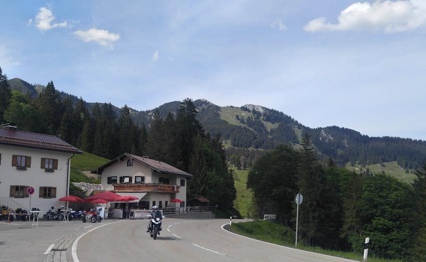 Kiosk am Unteres Sudelfeld