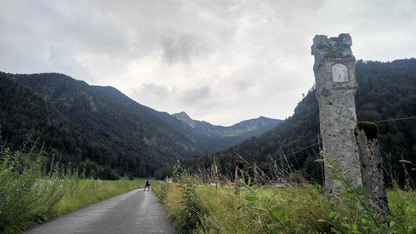 Anstieg von Fischbachau-Aurach zur Aiplspitz