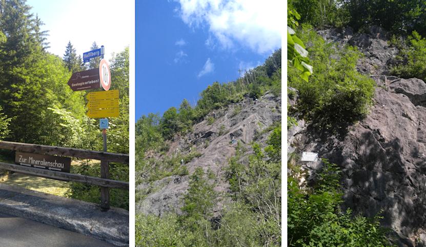 Start in Ruhpolding Haßlberg am Klettergarten