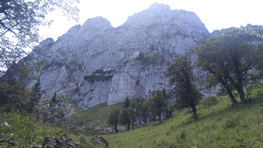 Blankenstein Nordwände