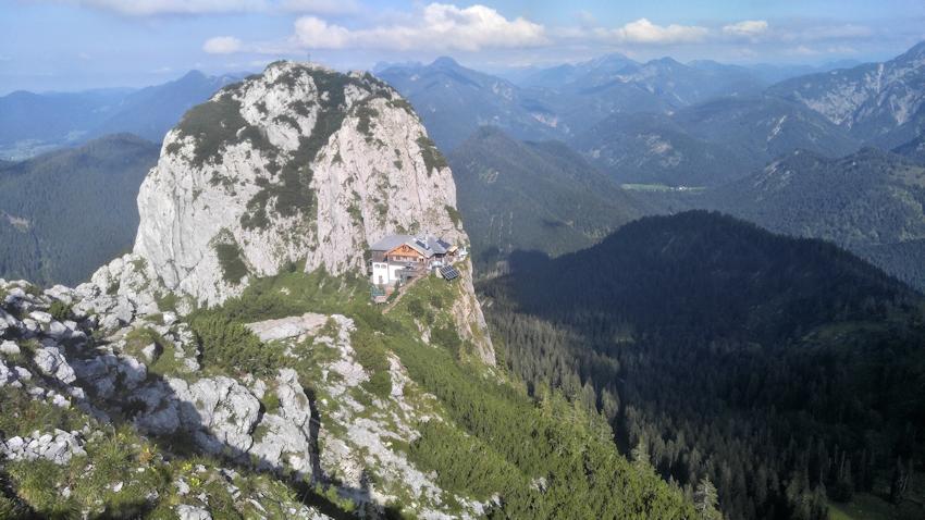 Vom Roßstein über das Seekarkreuz nach Lenggries